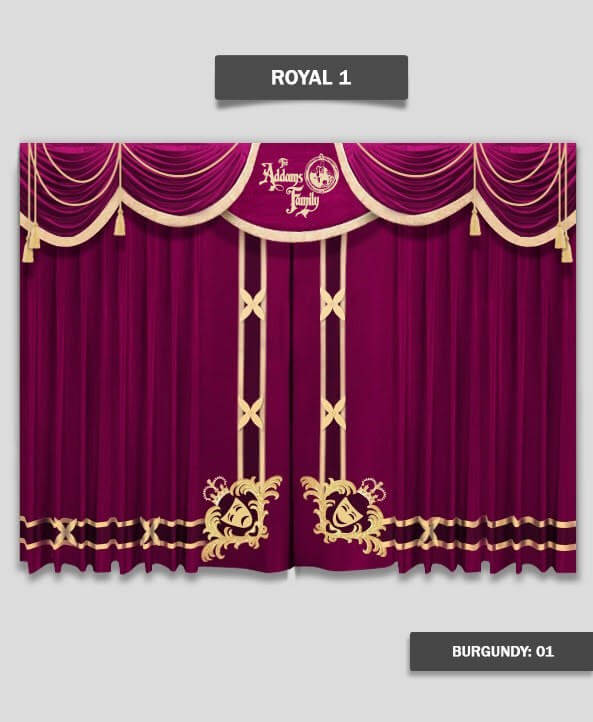 Theater Stage Curtains Drapes Accessories By Saaria